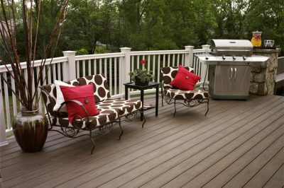 Many Outdoor Elements Including Moisture From Rain Snow Ice And The Sun Even Damage Your Kids Pets Will Take A Toll On Deck