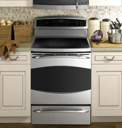 The Brandu0027s 30 Inch Single Electric Smoothtop Range Received The Highest  Score In Its Category From Consumer Reports. It Features Four Burners, ...