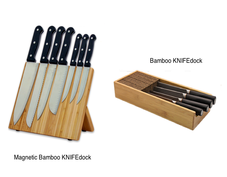 Bamboo Knife Docks