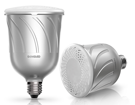 Pulse JBL Bluetooth Lightbulb Speakers