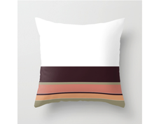 Throw Pillows In Stripes By Studio 2